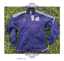 NEW Major League Soccer Chicago Fire Anthem Jacket Full Zip Jacket