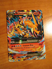 EX MEGA Pokemon M CHARIZARD EX Card FLASHFIRE Set 13/106 XY X Y Ultra Rare TCG