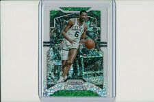 🔥 【PANINI PRIZM 2019-20 】- BILL RUSSELL #21 - WHITE SPARKLE SSP <20 🔥