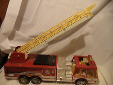 "Vintage Nylint ""Water Cannon"" Fire Engine No. 5 Metal Truck 23"""