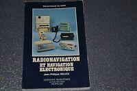 Radionavigation et navigation electronique / Malice