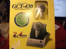 NEW Air Magic GCT-430 mini cordless telephone ONLY ONE ON EBAY & AMAZON