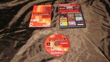 2005 Playstation 2 Namco Museum 50th Anniv Game With Instructions Fantastic Cond