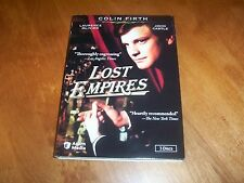 LOST EMPIRES Masterpiece Theater PBS British TV Classic Series 3 DVD SET NEW