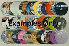Dvd Movie Lot, You Choose, Your Choice, (Disc Only) Combined Shipping is Free!