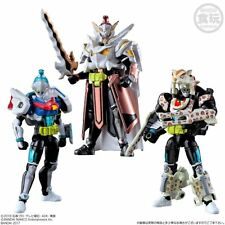 Bandai Kamen Rider Ex-Aid So-Do Kamen Rider Brave Candy toy 3 set From Japan NEW