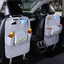 1pcs Multi-Pocket Hanging Holder Storage Bag Organizer For Car Seat Back