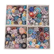 Click Button Druckknopf 20 Stück ALLE FARBEN  kompatibel Chunks-Systeme