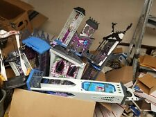 Monster High Deluxe High School Creepy Playset Loose + Other Accessories