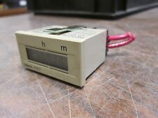 Omron Time Counter H7ET-B2 Used