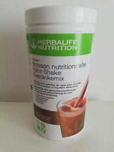 Boisson nutritionnelle Formula 1 herbalife (chocolat gourmand) 550g