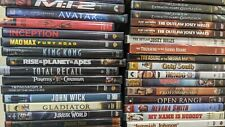 Dvd/Blu-Ray/4K Movies Pick & Choose Some Classic Movies, Western and Misc.