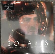 Cliff Martinez - Solaris Soundtrack LP Cosmic Colour Vinyl New/Sealed Sold Out!