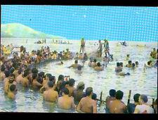 ILES-sous-le-VENT (POLYNESIE) PECHE au CAILLOU trés animée en 1983