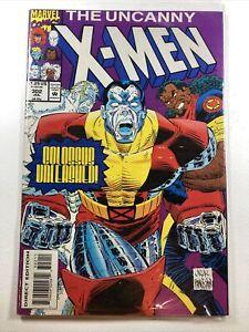 Uncanny X-men  302  Wolverine  Cyclops  Storm  Colossus