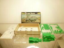 HELLER 179 LAND ROVER - GREEN 1:43 - UNBUILT CONDITION  IN BOX