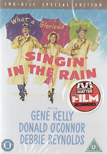 SINGIN' IN THE RAIN - DEBBIE REYNOLDS ETC.- SPECIAL EDITION - 2 DVDs - (SEALED)