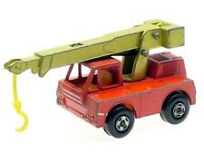 Matchbox 1:87 Iron Fairy Crane  No. 42