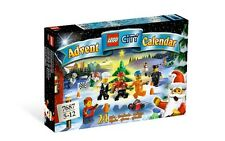 *NEW* Lego CITY ADVENT CALENDAR 2009 7687 *DENTED BOX*