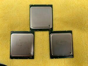 3 x Intel Xeon E5-2620 (SR0KW) CPU Lot of 3