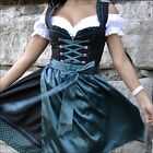 13 .. Dirndl Oktoberfest German Austrian Dress Sizes: 4.6.8.10.12.14.16.18.20.22