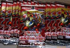 BOOSTER Yu-Gi-Oh ! : LES SECRETS DE L'ETERNITE 1ERE EDITION CARTE TCG RARE FR VF