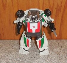 Transformers Generations WHEELJACK Complete Deluxe G1 Classics 2011 Lot