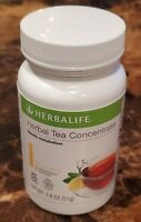 HERBALIFE Herbal Tea 1.8 OZ IMMUNITY WEIGHT LOSS & ENERGY FREE SHIPPING!