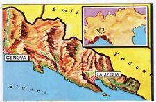 figurina TUTTA ITALIA FOL. BO SERIE NUMERO 1 NEW N. 82 LIGURIA