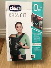 Chicco Easy Fit Baby Carrier Ergonomic & Dual Facing baby sling New