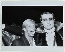 Steve Lindquist (Swimmer), Dracula ORIGINAL PHOTO HOLLYWOOD Candid