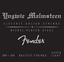 Fender Yngwie Malmsteen Signature NPS Bullet E-Gitarrensaiten 008-046