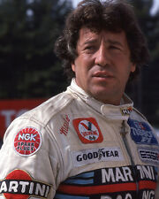 1979 Racecar Driver MARIO ANDRETTI Glossy 8x10 Photo Formula One 1 Print Poster