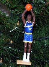 joe SMITH golden state WARRIORS basketball NBA xmas TREE ornament vtg JERSEY #15