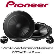 VW T5 Multivan 2003> Pioneer 17cm 2-Way Component Speakers 600W Door Speakers