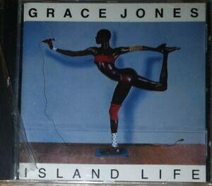 Grace Jones-Island Life CD NUOVO CD come foto