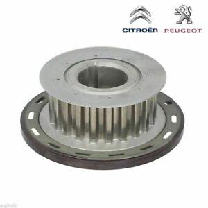 Genuine Timing Belt Crankshaft Pulley Citroen Peugeot 1.4HDi 1.6HDi 0805E5