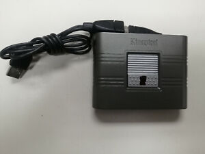 KINGSTON Memory Card Reader  Reads 19 different memory cards SD and Mini SD card