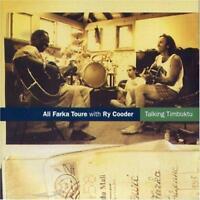 Ali Farka Toure Ry Cooder - Talking Timbuktu (NEW 2 VINYL LP)