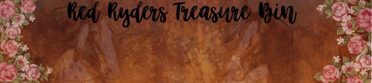 Red Ryders Treasure Bin