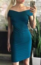 d66cb89c56 Women s KOOKAI Brand NWOT Size 1 Green Off Shoulder Dress FREE POST