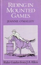 Riding in Mounted Games (Allen Rider Guides), Excellent Books