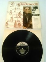 JOHNNY DANKWORTH - WHAT THE DICKENS LP / UK 1ST PRESS FONTANA TL5203 TUBBY HAYES