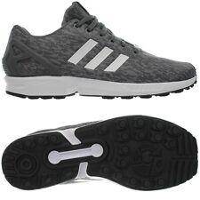 Adidas ZX Flux Grau Weiß Herren Laufschuhe Runningschuhe Joggingschuhe Sneaker
