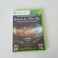 Halo 4 -- Game of the Year Edition (Microsoft Xbox 360, 2013) Video Games
