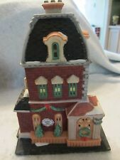 Dept 56 HABERDASHERY Christmas in the City Series  # 55310  (3&116CT)