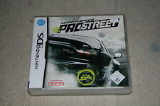 Need for Speed Pro Street Nintendo DS