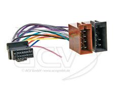 Alpine 16 Pin polig Autoradio Radio Adapter ISO Stecker CDA 7873 R / 7876 RB /