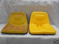 YELLOW SEAT JOHN DEERE 110,112,120,140,210,212,214,216,300,314,317 MOWERS  #BZ