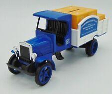 Ertl steel bank Kenworth Trucks Roche Pharmaceuticals LE 1997 preowned no key